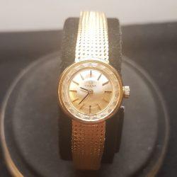 Zloty zegarek z bransoleta